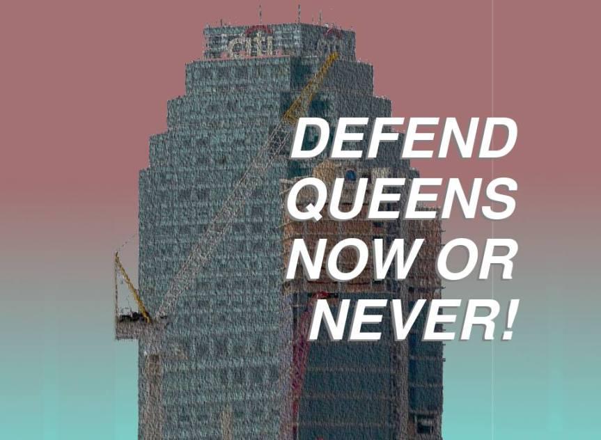 Queens Under Attack