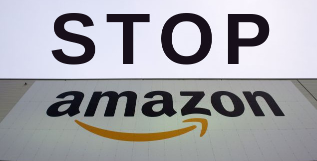 Donate to Our Neighborhood Defense Fund to Defeat Amazon